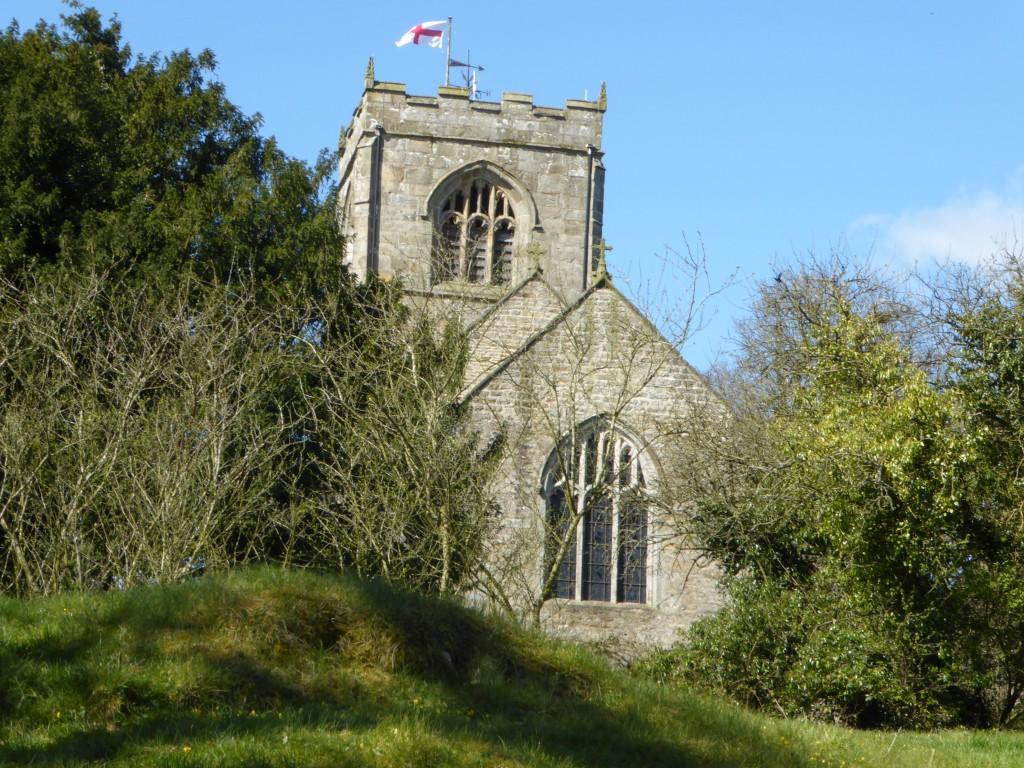 Church Viking Burnsall