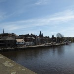 The river Ouse at York