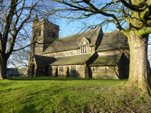 English Victorian Church